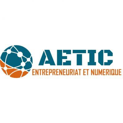 LOGO AETIC client ECS Informatique