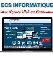 Agence web au Cameroun, en Afrique: Création de site internet – Hébergement – Yaoundé, Douala, Bafoussam, Cameroun, Afrique