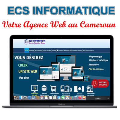 Agence web au Cameroun et en Afrique