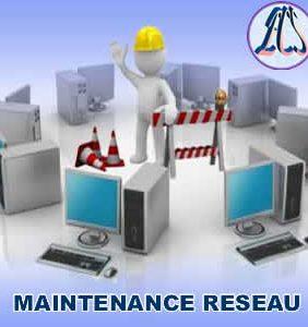 Maintenance réseau informatique