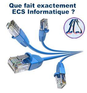 Réseau informatique au Cameroun avec ECS Informatique, votre prestataire réseau
