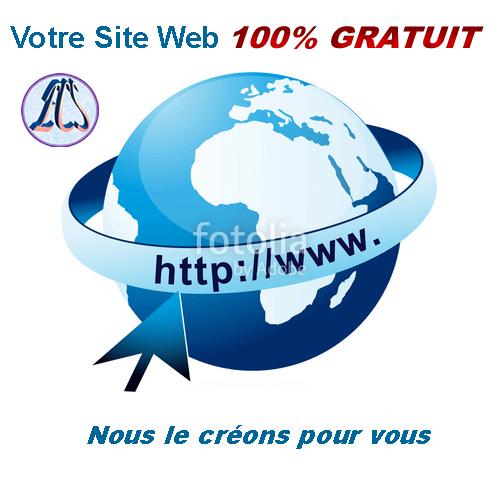Création de site web gratuit au Cameroun et en Afrique