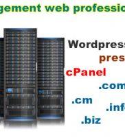Hébergement web professionnel n°1 au Cameroun et en Afrique Centrale