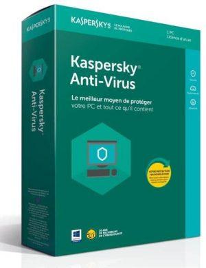 Licence Kaspersky antivirus au Cameroun