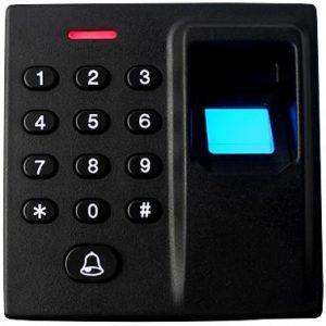 lecteur de contrôle biométrique de présence
