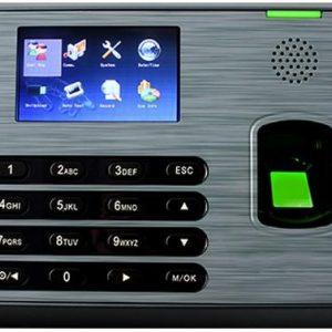 lecteur biométrique de contrôle de presence